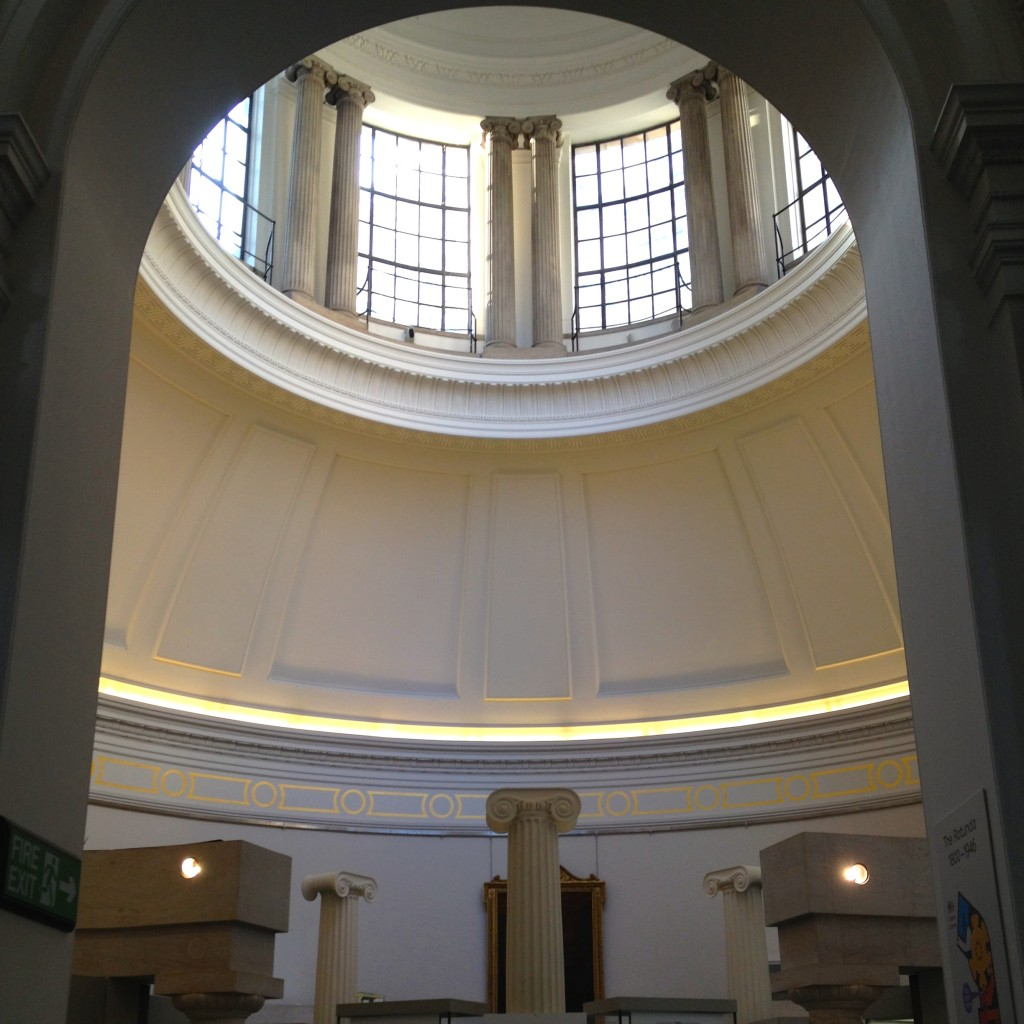 Bank of England Museum Dome