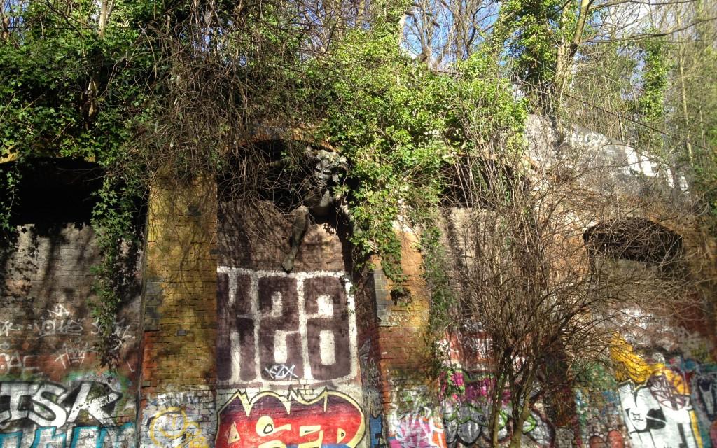 Parkland Walk Spriggan Art