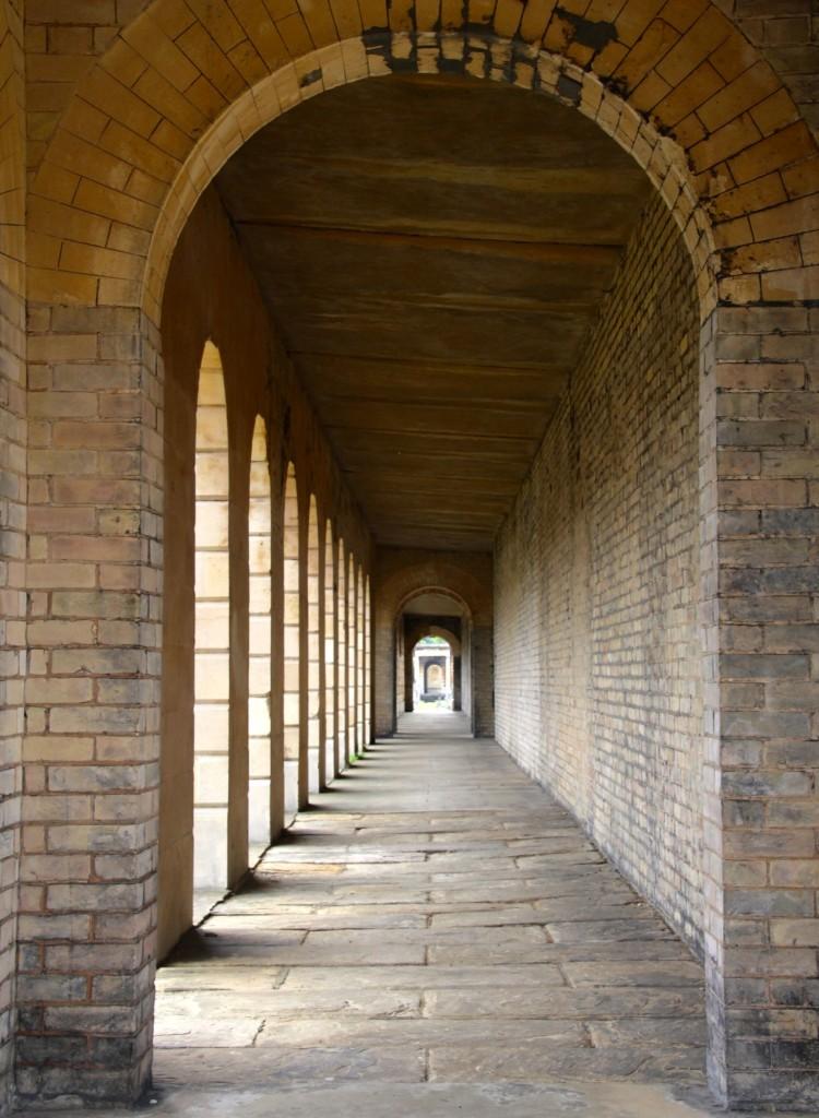 Brompton Cemetery Colonnades