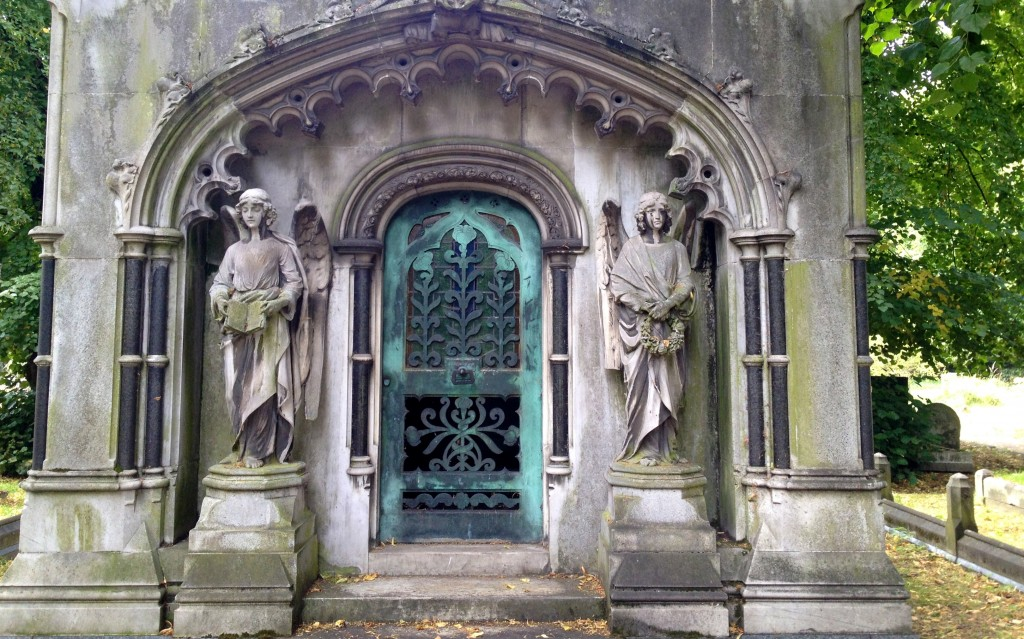 Brompton Cemetery Family Mausoleum