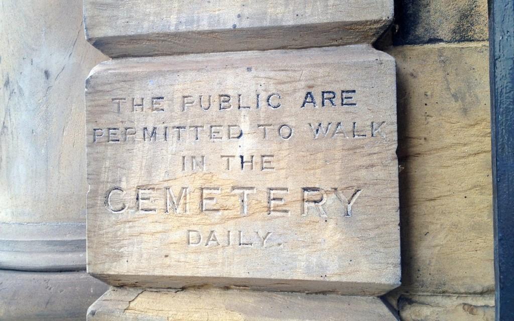 Brompton Cemetery open daily