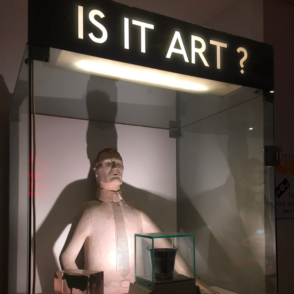 Novelty Automation Is It Art