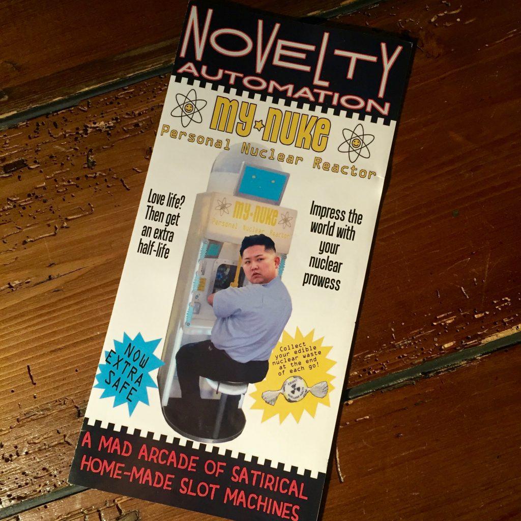 novelty-automation-kim-jong-un-brochure
