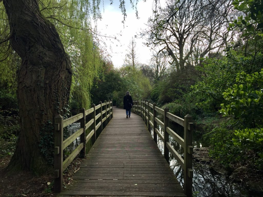 New River Path London