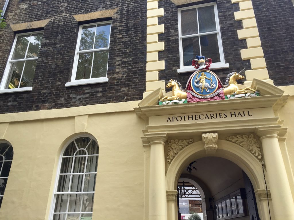 Apothecaries City Livery Hall