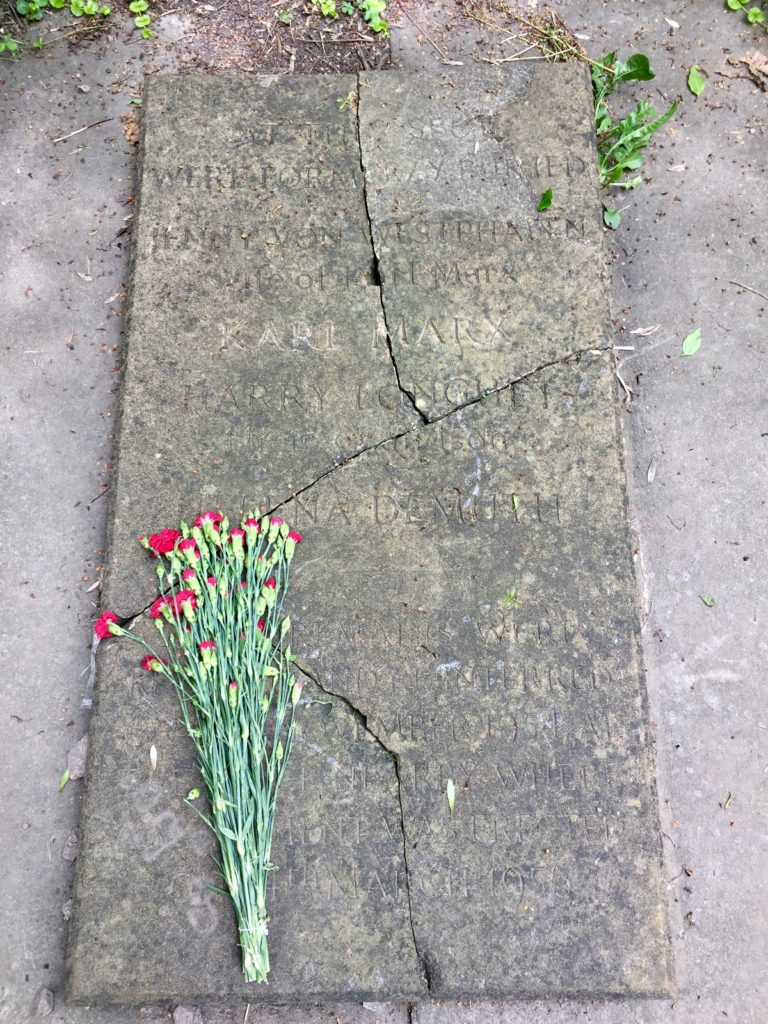 Highgate Cemetery East Karl Marx