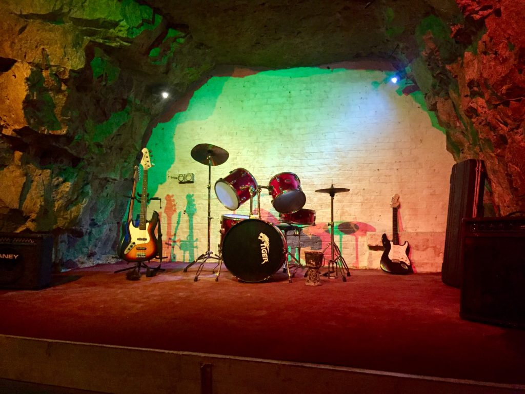 Chislehurst Caves music venue
