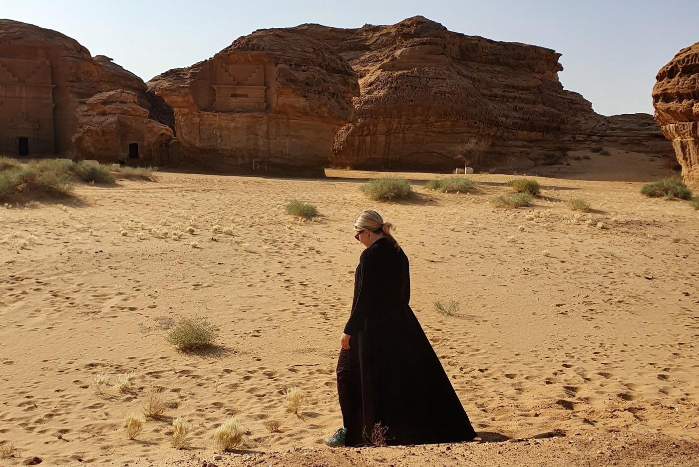 The magic of Madain Saleh: a journey back in time in Saudi Arabia