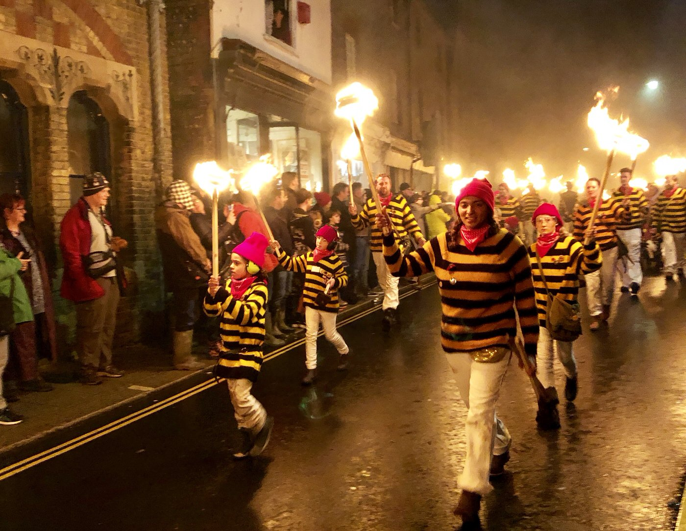 A first-timer's guide to Bonfire Night in Lewes, England