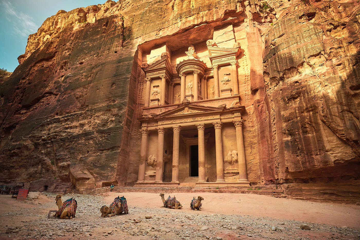 How to be a responsible traveller in Petra, Jordan